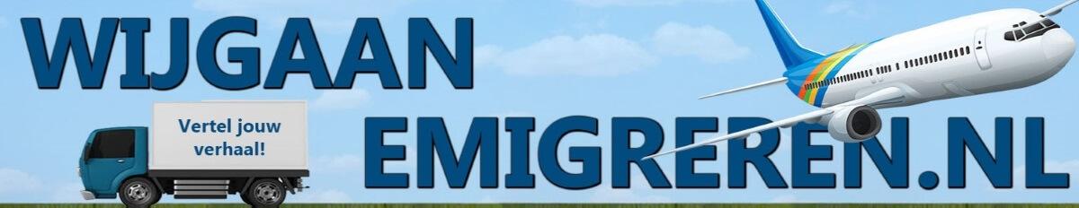 Wij gaan emigreren
